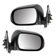 1AMRP01224-2012-14 Toyota Tacoma Mirror Pair