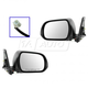 1AMRP01227-2010-13 Toyota 4Runner Mirror Pair