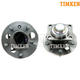 TKSHS00430-Wheel Bearing & Hub Assembly Rear Pair Timken 513018