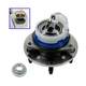 1ASHS00608-Wheel Bearing & Hub Assembly (with Axle Nut)