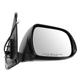 1AMRE02679-2012-15 Toyota Tacoma Mirror