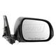 1AMRE02681-2010-13 Toyota 4Runner Mirror