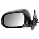 1AMRE02664-2012-14 Toyota Tacoma Mirror Driver Side
