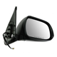 1AMRE02667-2012-14 Toyota Tacoma Mirror Passenger Side