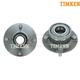 TKSHS00437-Wheel Bearing & Hub Assembly Rear Pair Timken 512024