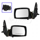 1AMRP01297-2000-06 BMW X5 Mirror Pair