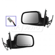 1AMRP01295-2002-06 Honda CR-V Mirror Pair