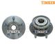 TKSHS00444-Ford Windstar Wheel Bearing & Hub Assembly Rear Pair  Timken 512149