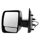 1AMRE02690-2012-16 Nissan Mirror Driver Side