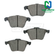 1ABPS00619-2003-09 Volvo XC90 Brake Pads Front