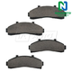 1ABPS00612-Brake Pads Front