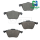1ABPS00621-2003-14 Volvo XC90 Brake Pads Front