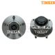 TKSHS00446-Wheel Bearing & Hub Assembly Rear Pair Timken 512170