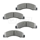 1ABPS00632-Ford Brake Pads