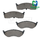 1ABPS00635-Brake Pads Front