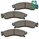 1ABPS00643-Brake Pads Front