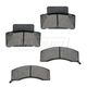 1ABPS00649-Brake Pads Front