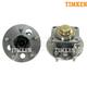 TKSHS00442-Wheel Bearing & Hub Assembly Rear Pair Timken 512221