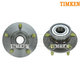 TKSHS00448-Ford Taurus Mercury Sable Wheel Bearing & Hub Assembly Rear Pair  Timken 512163