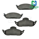 1ABPS00601-Mercedes Benz Brake Pads Front