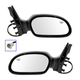 1AMRP01209-Ford Taurus Mercury Sable Mirror Pair