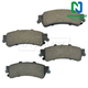 1ABPS00663-Brake Pads Nakamoto CD792