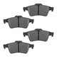 1ABPS00671-Brake Pads Rear