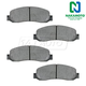 1ABPS00675-Ford Brake Pads Front  Nakamoto MD1069