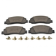 1ABPS00676-Ford Brake Pads