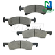 1ABPS00666-2003-06 Brake Pads Front  Nakamoto CD934