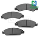 1ABPS00686-Brake Pads Front
