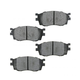 1ABPS00678-2006-11 Brake Pads Front