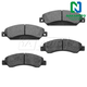 1ABPS00677-Brake Pads Front