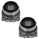 1ASHS00556-2005-14 Toyota Tacoma Wheel Hub Bearing Module Rear Pair