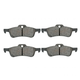 1ABPS00695-Mini Cooper Brake Pads Rear  Nakamoto MD1060