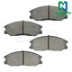 1ABPS00691-Brake Pads Front  Nakamoto MD864