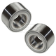 1ASHS00558-Wheel Hub Bearing Front Pair