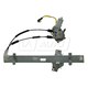1AWRG00668-Kia Sephia Spectra Window Regulator Driver Side Front