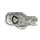 1AWRG00639-2001-06 Hyundai Elantra Window Regulator  Dorman 740-211