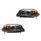 1ALHP00405-2004-06 Acura MDX Headlight Pair