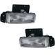 1ALHP00407-1995-05 Chevy Astro Headlight Pair