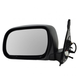 1AMRE02270-2005-11 Toyota Tacoma Mirror Driver Side