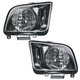 1ALHP00416-2005-06 Ford Mustang Headlight Pair