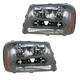 1ALHP00411-Chevy Headlight Pair