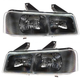 1ALHP00410-2003-13 Headlight Pair