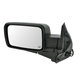 1AMRE02247-2006-10 Jeep Commander (XK) Mirror Driver Side