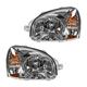 1ALHP00427-Hyundai Santa Fe Headlight Pair