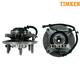 TKSHS00409-Wheel Bearing & Hub Assembly Front Pair Timken SP550207