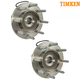 TKSHS00407-Wheel Bearing & Hub Assembly Front Pair Timken SP580312