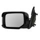 1AMRE02350-2009-15 Honda Pilot Mirror Driver Side